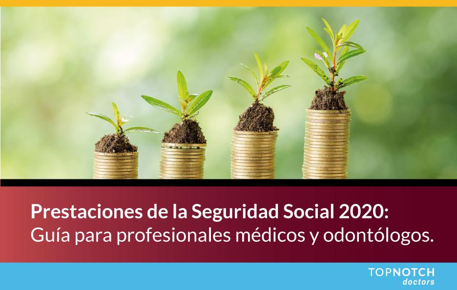Prestaciones de la Seguridad Social 2020